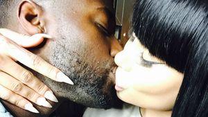 Rob Kardashians Verlobte: Hier knutscht Blac Chyna ihren Ex!