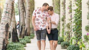 Disney-Star Garrett Clayton hat seinen Freund geheiratet