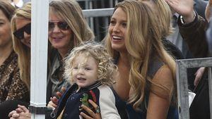Schauspielerin Blake Lively mit Tochter James