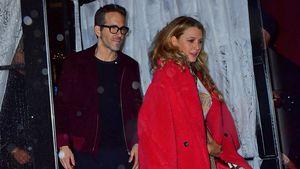 Seltener Anblick: Blake Lively und Ryan Reynolds auf Party