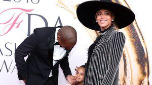 Beyoncé, Jay-Z und Blue Ivy Carter