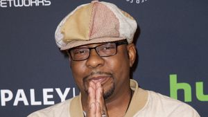 "Bobby Brown präsentiert  ""The New Edition Story"" in Beverly Hills"