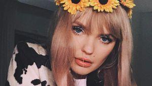 """""""Blondes Arschloch"""": Bonnie Strange aus Laden geworfen!"""