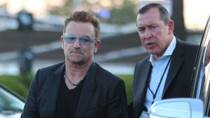 Haarscharf: Das sagt Bono über den Beinah-Absturz