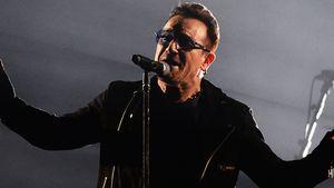 U2-Sänger Bono beinahe über Berlin abgestürtzt!