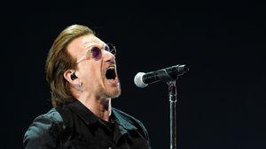U2-Bono bleibt Stimme weg: Notarzt-Einsatz & Konzertabbruch