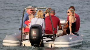 Heißer Boots-Trip: Boris Becker urlaubt in Saint-Tropez!