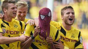 """Borussia Dortmund: Mit """"Spiderman"""" zum Sieg"""