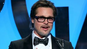 Hollywood-Star Brad Pitt