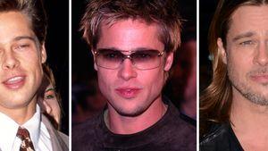 Happy Birthday! Frauenschwarm Brad Pitt wird 49!