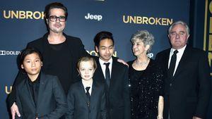 So haben Brad Pitts Kinder auf seine Oscar-Rede reagiert