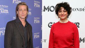 Trotz Dementi: Brad Pitt und Alia hatten wohl ein Date!