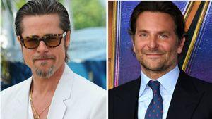 Brad Pitt verrät: Bradley Cooper half ihm, trocken zu werden