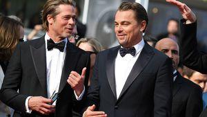 Seltsam? So nennt Leo DiCaprio seinen Kollegen Brad Pitt!