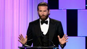 Bradley Cooper bei den 30. American Cinematheque Awards in Beverly Hills