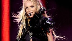 Britney Spears beim iHeartRadio-Festival in Las Vegas
