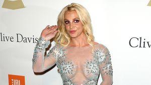 Britney Spears bei der Clive Davis Pre-Grammy Party in L.A.