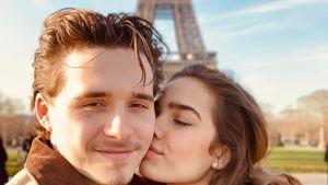 Turtel-Trip: Brooklyn Beckham & seine Hana verliebt in Paris