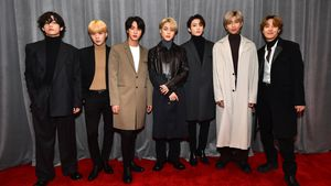 Mit Rekord-Single: Holen BTS-Boys den ersten K-Pop-Grammy?