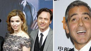 George Clooney, Bully Herbig und Jürgen Vogel
