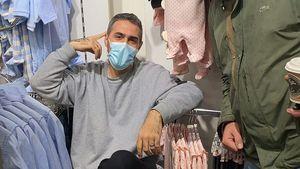 Stolzer Papa: Bushido verbringt Geburtstag mit Baby-Shopping
