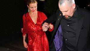 Kleine Wölbung: Ist Cameron Diaz mit 45 Jahren schwanger?