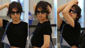 Airport-Spaß: Camila Cabello sorgt mit Posing für Lacher