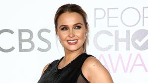 Camilla Luddington bei den 43. People's Choice Awards in Los Angeles