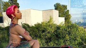 Cardi B überrascht jetzt ihre Fans mit einem sexy Pixie-Cut
