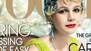 Carey Mulligan: Farbexplosion als Cover Girl