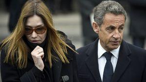 Arme Carla: Ex-Präsident Nicolas Sarkozy wurde verhaftet!