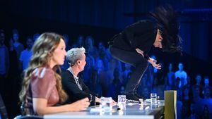 """Ekstase! Bülent tanzt bei """"The Masked Singer"""" auf dem Tisch"""