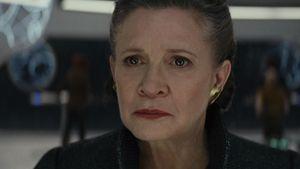 """""""Star Wars 8"""": Carrie Fisher schrieb am eigenen Text mit!"""