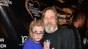 Mark Hamill: Fans helfen ihm über Carrie Fishers Tod hinweg!