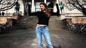 Nach Geburt: Cathy Hummels verblüfft Fans mit Mega-Figur