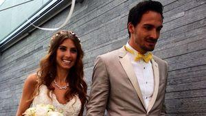 Hochzeitstag: Cathy und Mats Hummels feiern im Stadion!