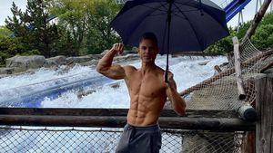69 Kilo pure Muskeln: Cedric Beidinger bereit für Wettkampf!
