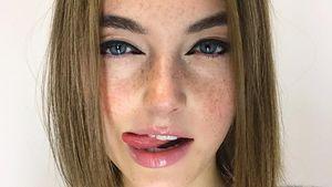 Sexy Vamp: GNTM-Céline Bethmann kaum wiederzuerkennen!