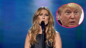 Stars weigern sich: Celine Dion will nicht für Trump singen