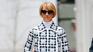 Im 60er-Look: Diese Retro-Lady ist tatsächlich Celine Dion