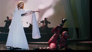 Movie-Soundtrack: Céline Dion tanzt Ballett mit Deadpool!