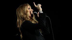Céline Dion bei einem Auftritt 2016