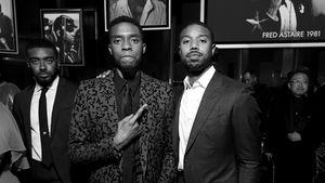 """Held und Legende"": Michael B. Jordan über Chad Boseman (†)"