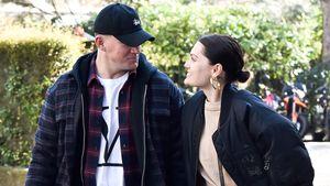 Offiziell! Erster Paar-Moment von Channing Tatum & Jessie J