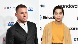 Daten sie? Channing Tatum und Zoe Kravitz vertraut gesichtet