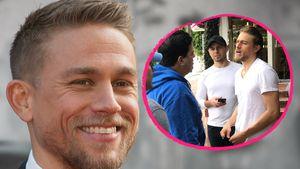 Charlie Hunnam sorgte für Beziehungs-Zoff bei einem Fan!
