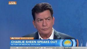 Nach HIV-Outing: Stars beziehen Stellung zu Charlie Sheen