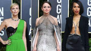 Die aufregendsten Looks der 77. Golden-Globes-Verleihung