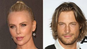In Love: Schnappt sich Charlize Theron dieses Male-Model?