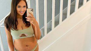 Fünf Monate nach Geburt: Charlotte Dawson zeigt ihren Body!